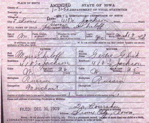 Alabama birth certificate sample choice image certificate design birth certificate long form california image collections genealogy history and lineage research for myer shiloff and yelopaper Gallery